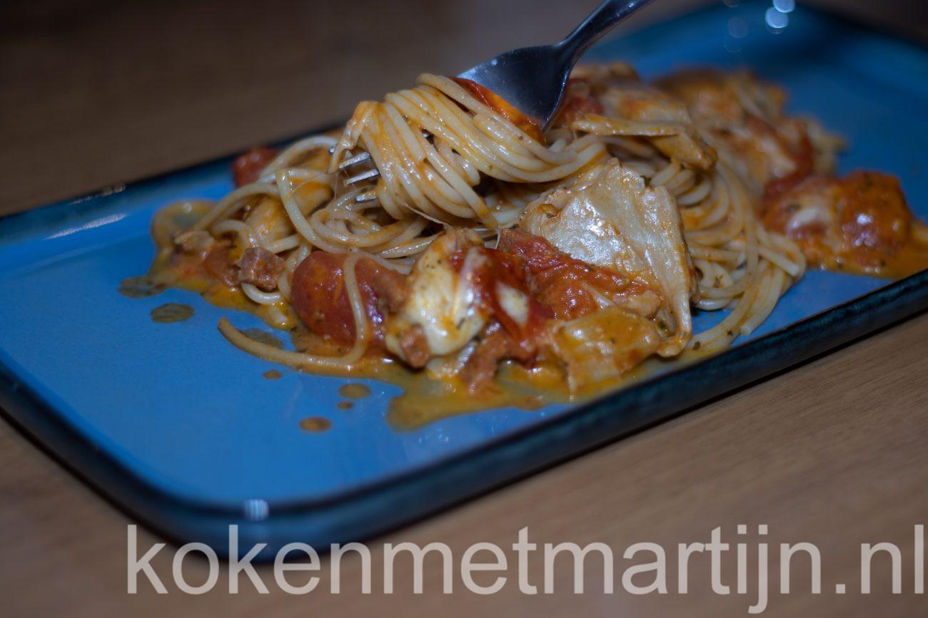 Spaghetti a la Susan